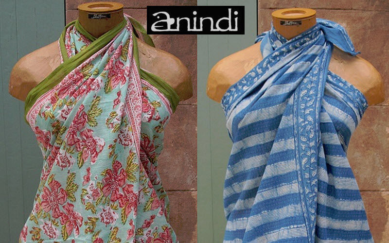 ANINDI Stole Clothing Beyond decoration  |