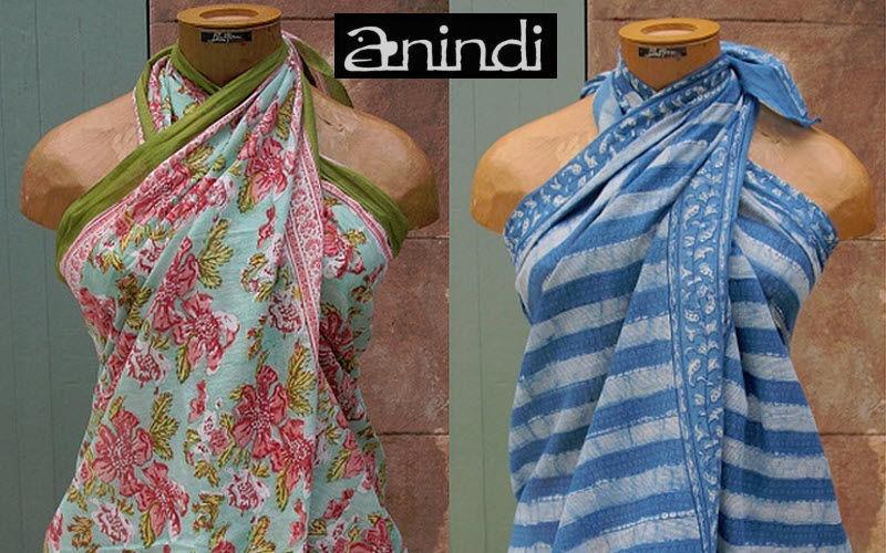 ANINDI Stole Clothing Beyond decoration  |
