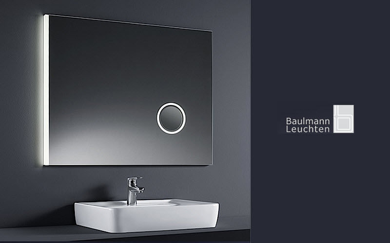 BAULMANN Bathroom mirror Mirrors Bathroom Bathroom Accessories and Fixtures   