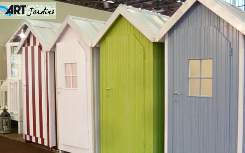 ART JARDINS Beach hut Shelters and summer houses Garden Gazebos Gates...  |