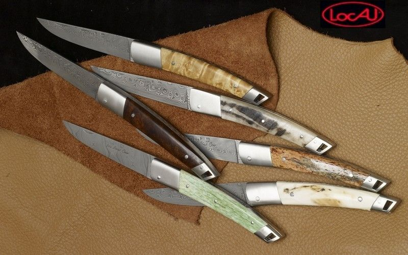 LOCAU Table knife Knives Cutlery  |