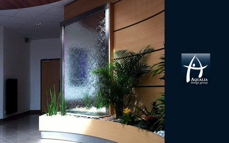 AQUALIA Water wall Water feature walls Walls & Ceilings  |