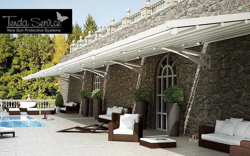 TENDA SERVICE Pergola Huts and gazebos Garden Gazebos Gates...  |