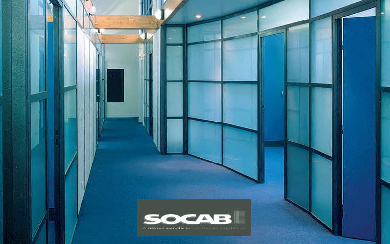 SOCAB Mobile partition Partitions Walls & Ceilings  |