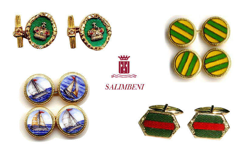 SALIMBENI Cufflink Jewelry Beyond decoration  |