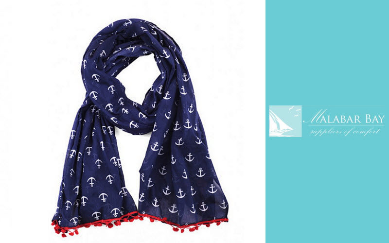 MALABAR BAY Scarf Clothing Beyond decoration  |