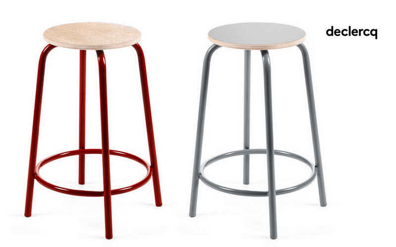 DECLERCQ MOBILIER Bar stool Footstools and poufs Seats & Sofas  |
