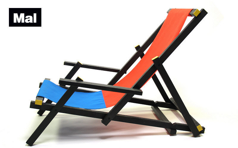 MAL FURNITURE Deck chair Garden chaises longues Garden Furniture  |
