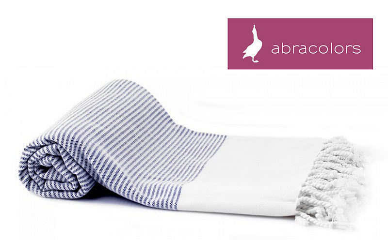 ABRACOLORS Fouta Hammam towel  Bathroom linen Household Linen  |