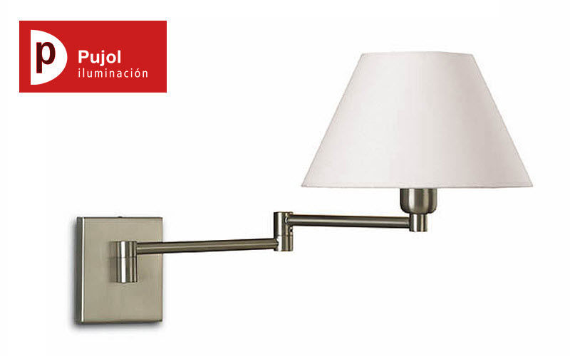 Pujol Iluminacion Adjustable wall lamp Interior wall lamps Lighting : Indoor   