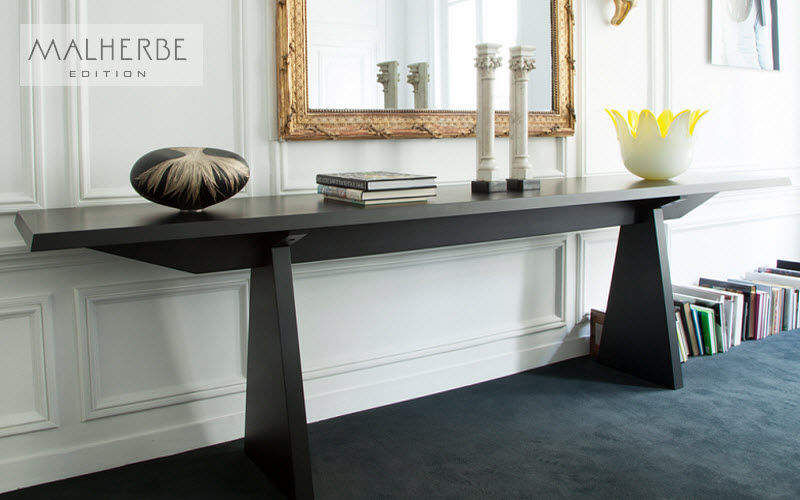 MALHERBE EDITION Console table Consoles Tables and Misc.  | Design Contemporary
