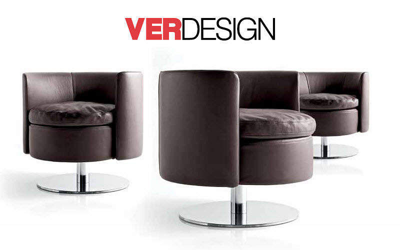 VERDESIGN Swivel armchair Armchairs Seats & Sofas  |