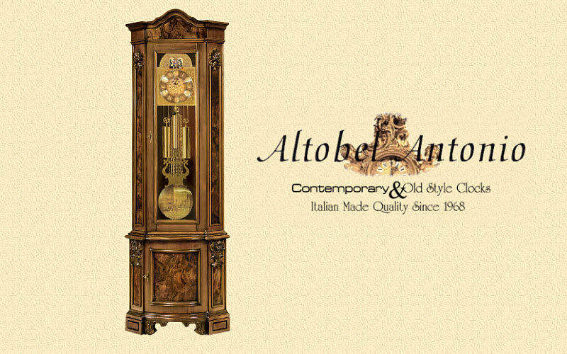 ALTOBEL ANTONIO Parquet clock Clocks, Pendulum clocks, alarm clocks Decorative Items  |