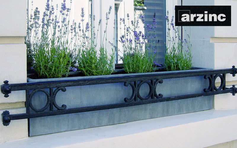 Arzinc Window box Window box Garden Pots  |