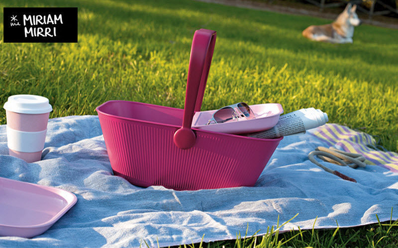 MIRIAM MIRRI Picnic basket Various Outdoor Miscellaneous  |