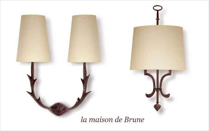 La maison de Brune Wall lamp Interior wall lamps Lighting : Indoor  |