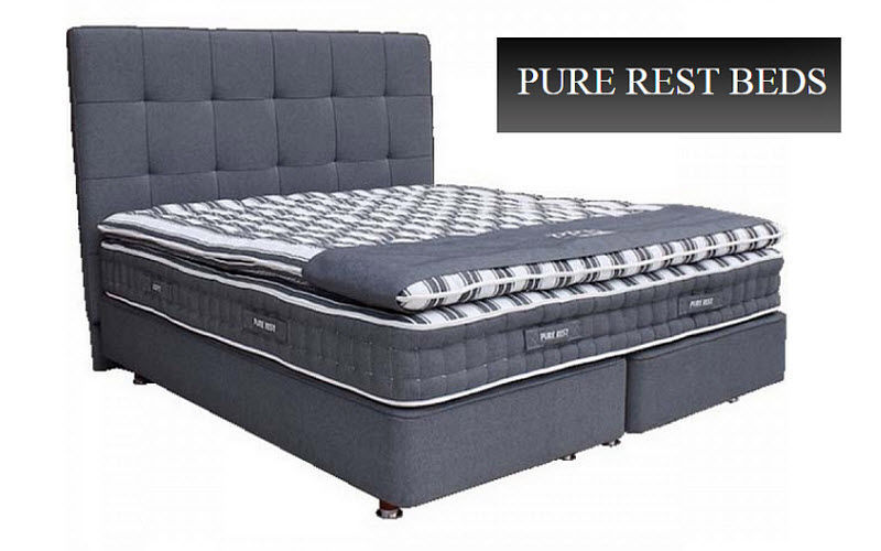 PURE REST BEDS Mattress set Bolsters Furniture Beds  |