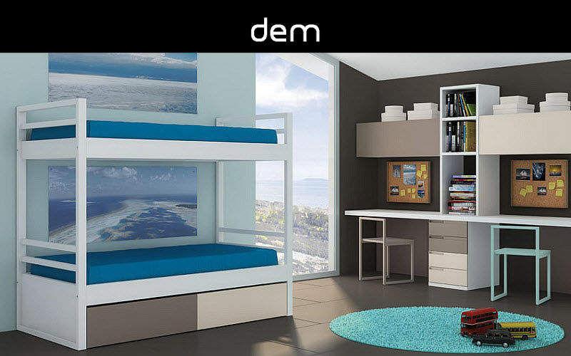 DEM Teenager bedroom 15-18 years Children's beddrooms Children's corner  |