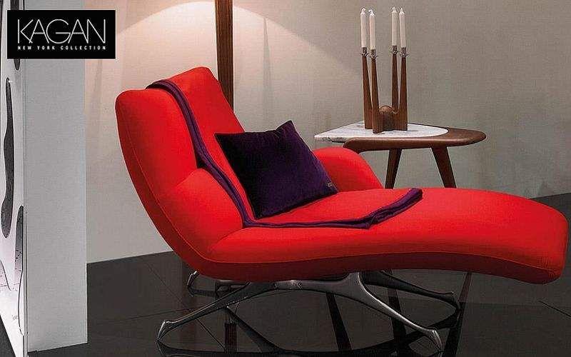 KAGAN NY Lounge chair Méridienne' sofa Seats & Sofas  |