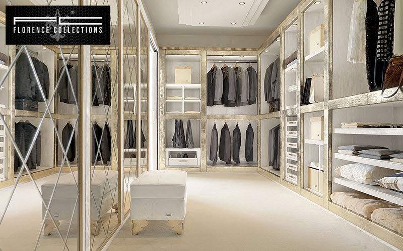 FLORENCE COLLECTIONS Dressing in U Dressing rooms Wardrobe and Accessories Bedroom | Design Contemporary