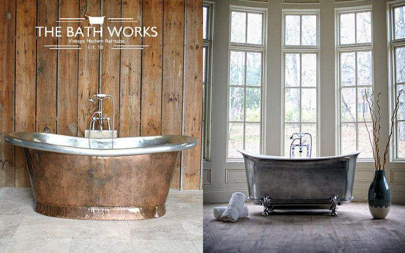 THE BATH WORKS Freestanding bathtub Bathtubs Bathroom Accessories and Fixtures  |