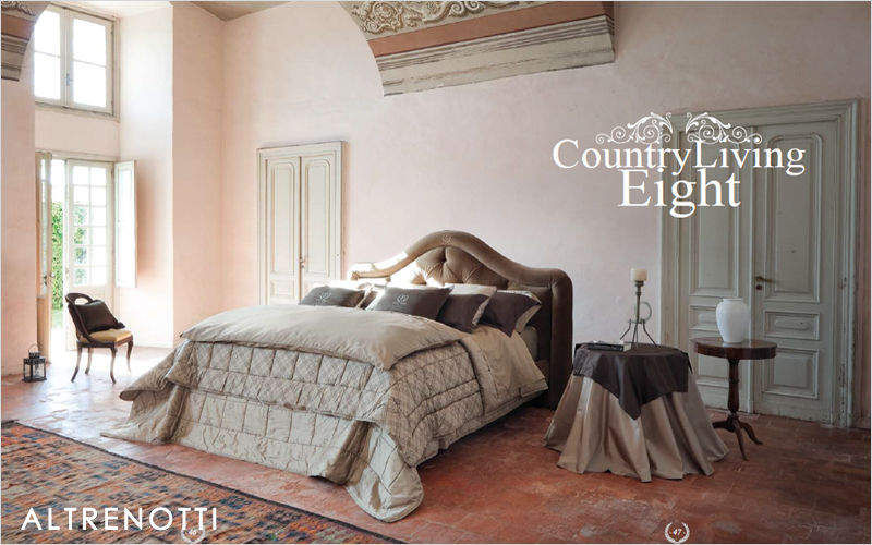 Altrenotti Double bed Double beds Furniture Beds  |