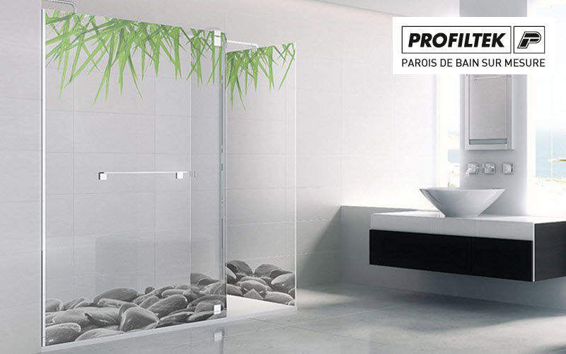 PROFILTEK Custom shower door Showers & Accessoires Bathroom Accessories and Fixtures  |