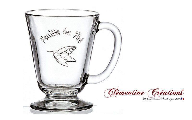 Clementine Creations Tea cup Cups Crockery   
