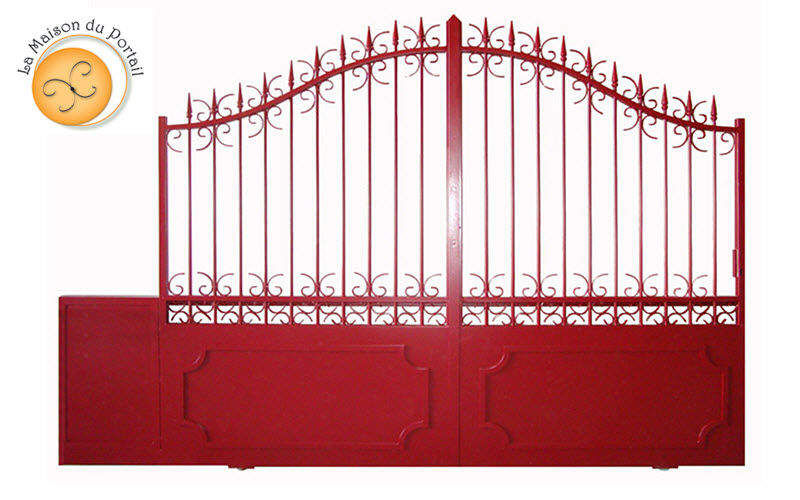 La Maison du portail Sliding gate Gates and entrances Garden Gazebos Gates...  |