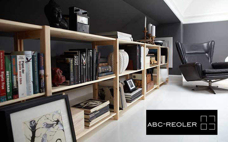 ABC-Reoler Aulum Low shelves Shelves Storage  |
