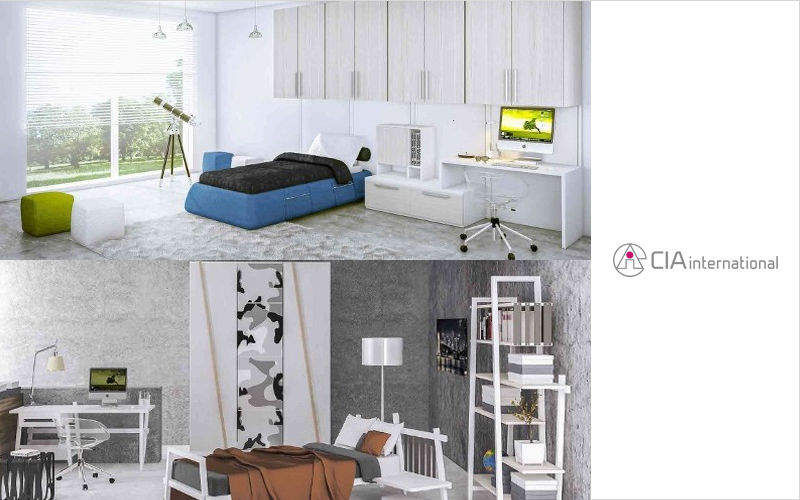 Cia International Teenager bedroom 15-18 years Children's beddrooms Children's corner  |