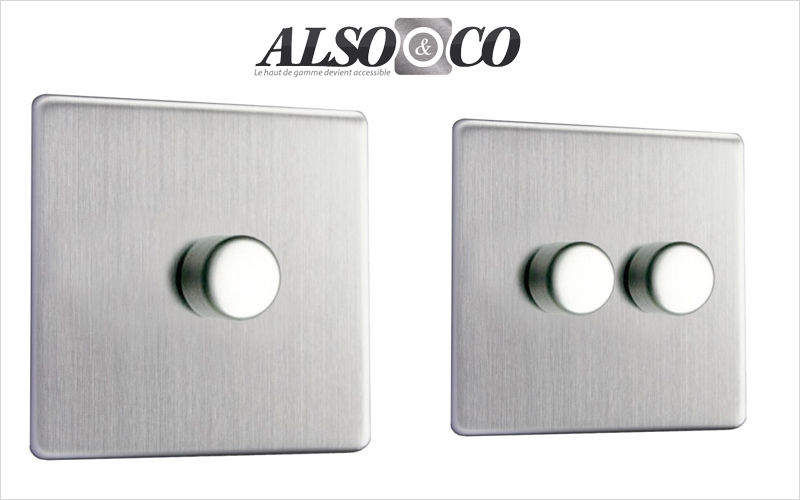 ALSO & CO Dimmer switch Electrics Lighting : Indoor  |
