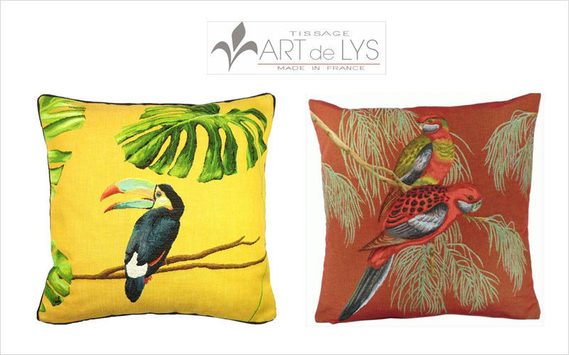 Art De Lys Square Cushion Pillows & pillow-cases Household Linen  |