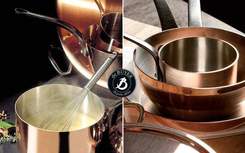 De Buyer Saucepan Casseroles Cookware  |