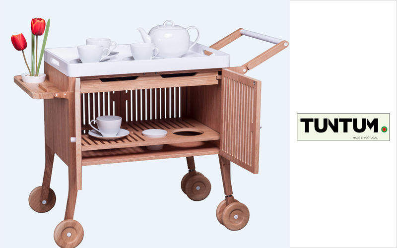 TUNTUM Table on wheels Chariots and tables on wheels Tables and Misc.  |