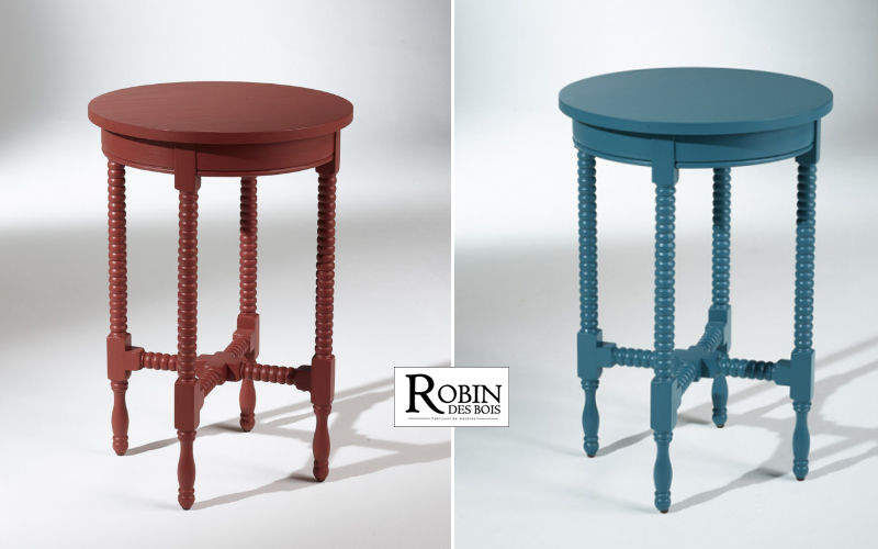 Robin des bois Pedestal table Occasional table Tables and Misc.  |