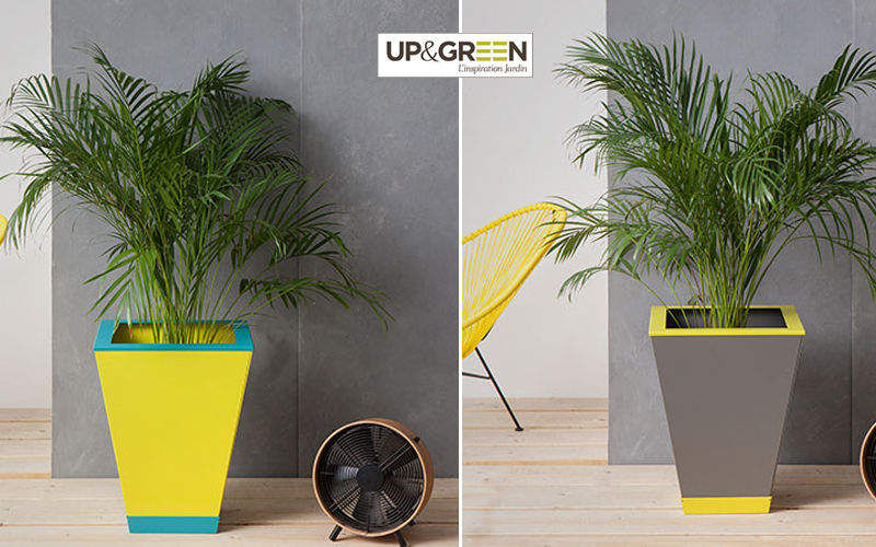 UP&GREEN Flower container Containers Garden Pots  |