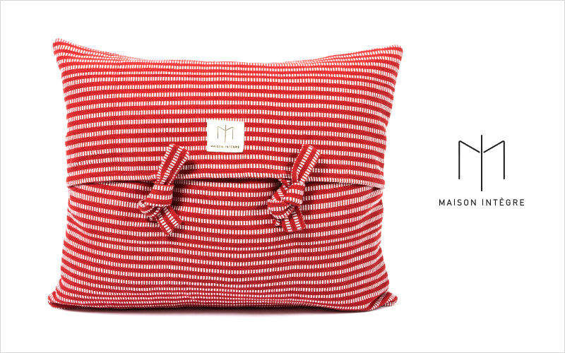 MAISON INTEGRE Rectangular cushion Pillows & pillow-cases Household Linen   