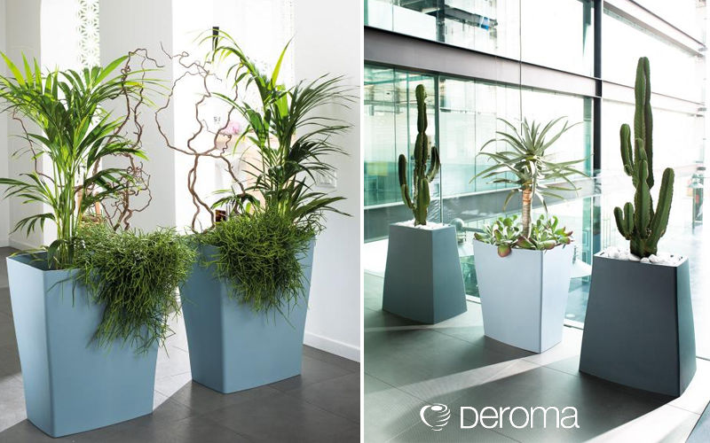DEROMA France Tree pot Containers Garden Pots  |