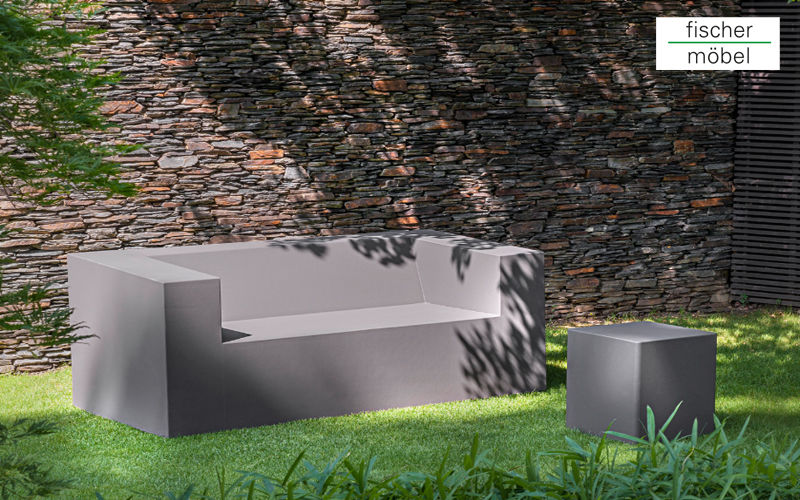 Fischer Mobel Garden sofa Complet garden furniture sets Garden Furniture   