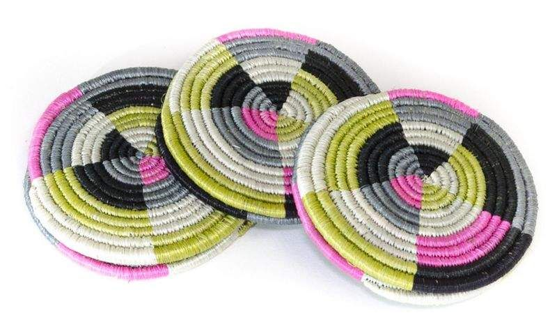 ALL ACROSS AFRICA Coaster Dish mats Tabletop accessories  |