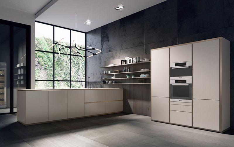 Scic Modern Kitchen Fitted kitchens Kitchen Equipment  |