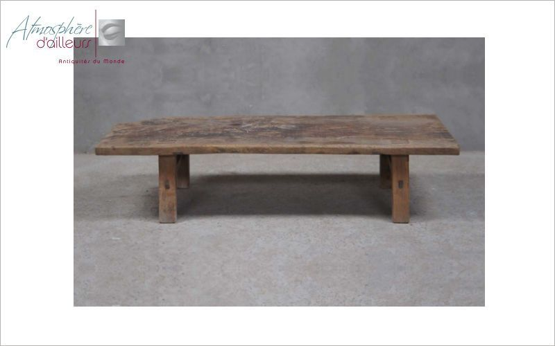 Atmosphere D'ailleurs Rectangular coffee table Low tables Tables and Misc.  |