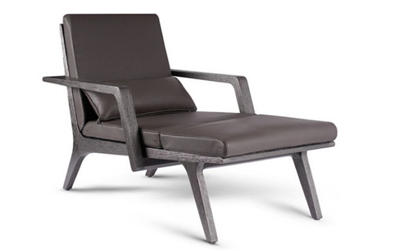 WOHABEING Lounge chair Méridienne' sofa Seats & Sofas  |