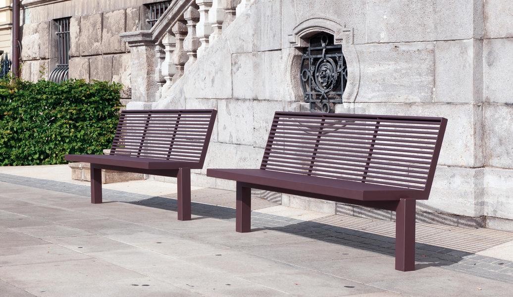 BENKERT Town bench Garden seats Garden Furniture   