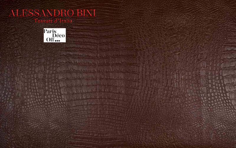 ALESSANDRO BINI Artificial leather Furnishing fabrics Curtains Fabrics Trimmings  |