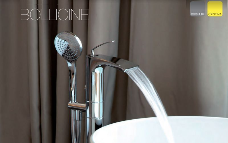 Cristina Bath shower mixer Taps Bathroom Accessories and Fixtures  |