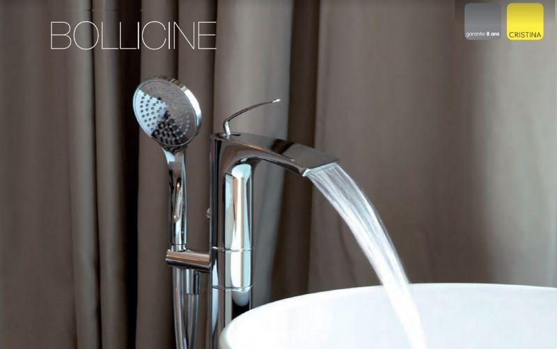 Cristina Ondyna Bath shower mixer Taps Bathroom Accessories and Fixtures   