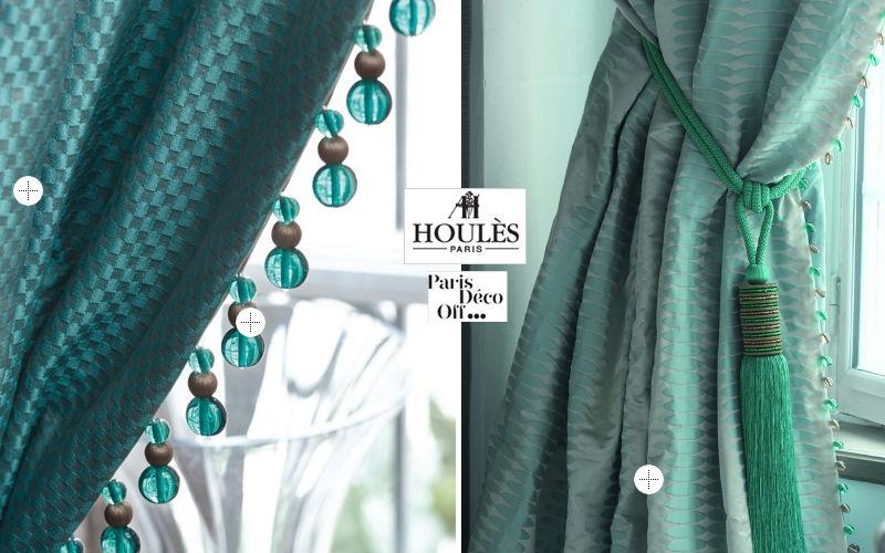 HOULES Jacquard Furnishing fabrics Curtains Fabrics Trimmings   