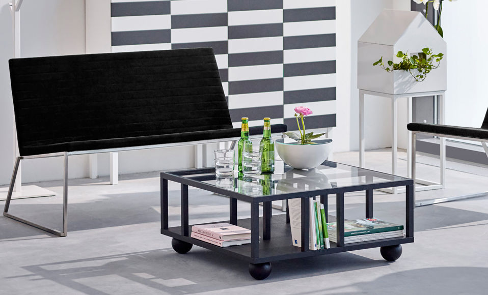 A2 Square coffee table Low tables Tables and Misc.  |